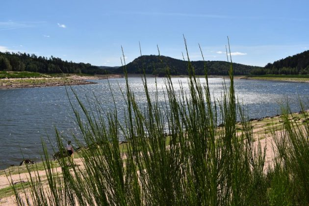 lac pierre percee itineraire