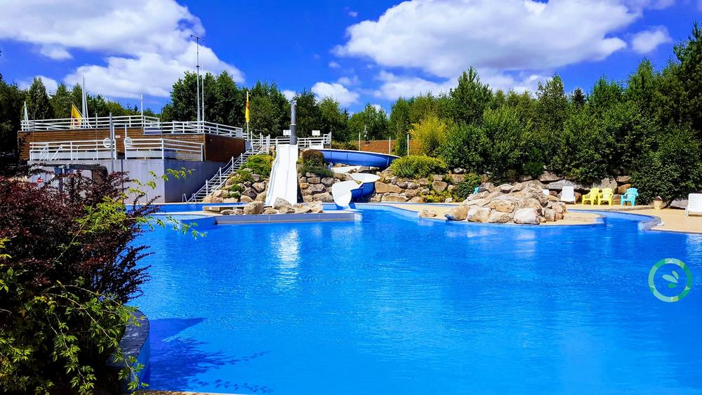 camping corcieux piscine