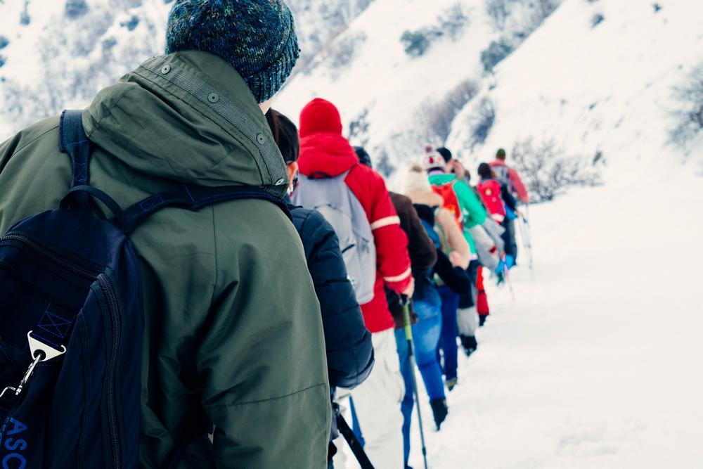séminaire entreprise dans les Alpes