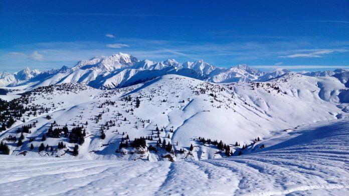 hébergement de prestige dans les Alpes