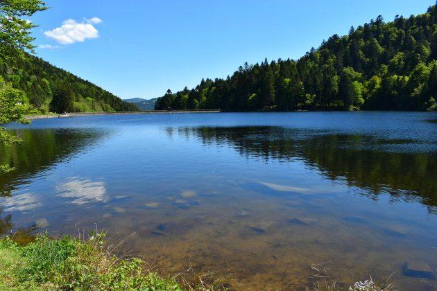 Les plus beaux lacs des Vosges