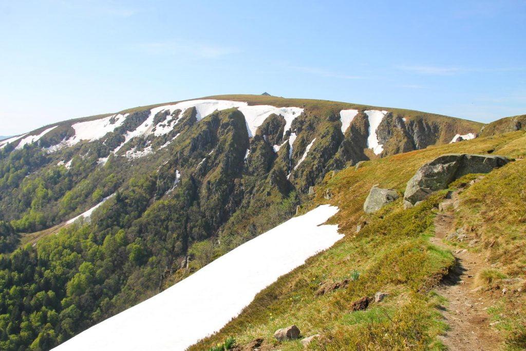 sommet du Hohneck